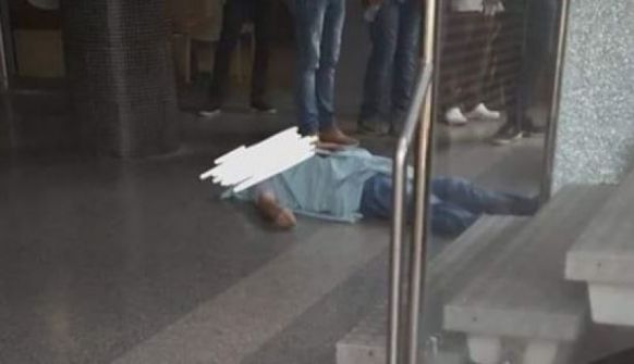 'أنا مش كافر بس الجوع كافر'.. انتحار شاب بوسط الشارع يهز لبنان