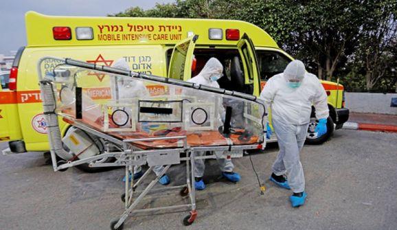 الصحة الاسرائيلية: ارتفاع عدد الوفيات بفيروس كورونا إلى 19
