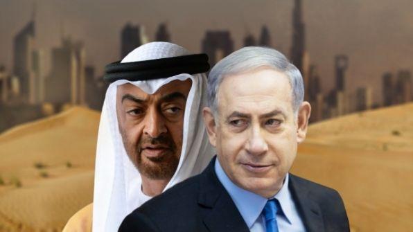 صحيفة إسرائيلية تقترح صلاة مشتركة لمحمد بن زايد ونتنياهو في الأقصى