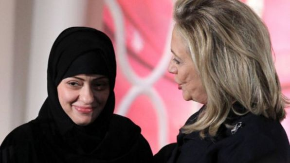 'اعتقال' زوجة الناشط السعودي وليد أبو الخير