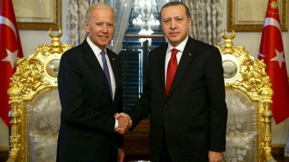 بايدن: الولايات المتحدة مستعدة لحل عسكري في سوريا