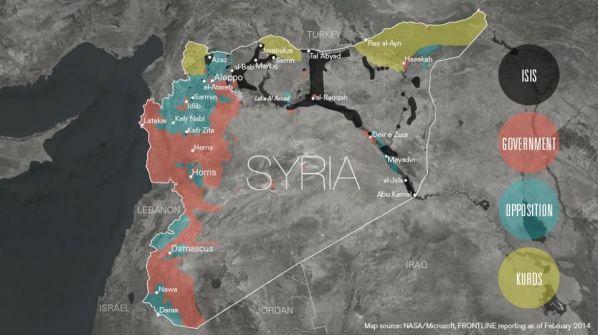 الاسرائيليون يبحثون عن اسم جديد لسوريا