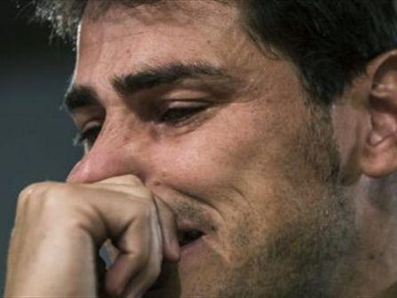 القديس يودع ريال مدريد بالدموع