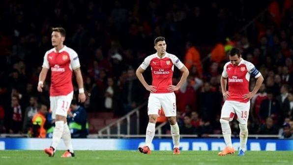 الصحافة الإنجليزية تصف ارسنال وتشيلسي بـ'قمامة أوروبا' بعد الخسارتين