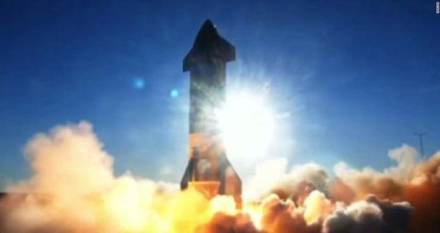 للمرة الثالثة.. انفجار المركبة الفضائية ستار شيب