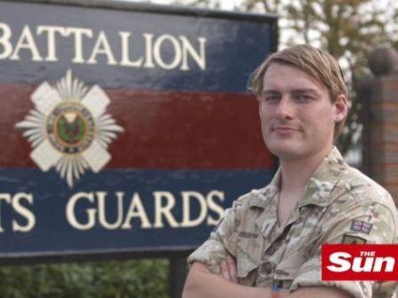 متحولة جنسيا في الخطوط الأمامية للجيش البريطاني