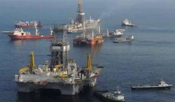 إسرائيل تسرق الغاز اللبناني..!