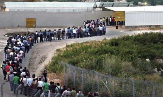 السجن 4 سنوات لمشغلي من يعملون دون تصاريح في إسرائيل