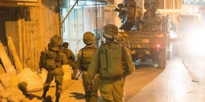 بالاسماء-الاحتلال يعتقل 14 مواطنا من الضفة