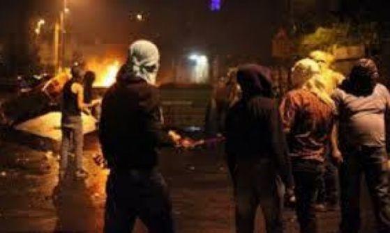 قوة خاصة من جيش الاحتلال تختطف 4 شبان خلال مواجهات في البيرة