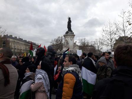 كتب الطاهر العبيدي:غضب ساطع في باريس لأجل القدس
