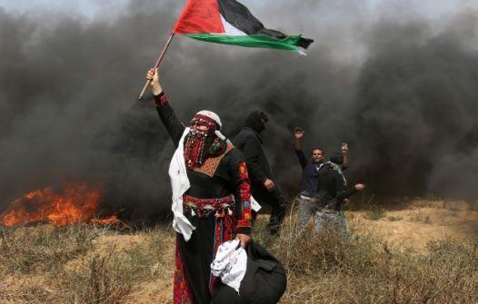غزة تستعد لـ 'جمعة من غزة إلى حيفا وحدة دم ومصير مشترك'