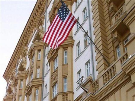 سائق مخمور يقتحم مقر إقامة السفير الأمريكي في موسكو