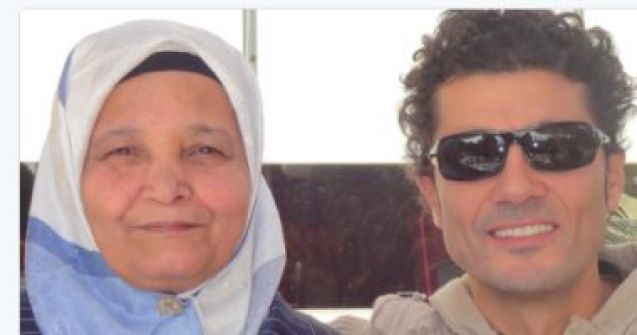 وفاة والدة الفنان خالد النبوي... والإشاعات