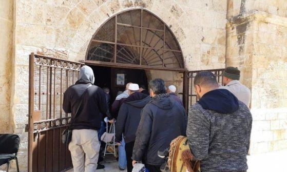 مجلس الأوقاف يرفض مهلة إسرائيل لإغلاق 'باب الرحمة' في الأقصى