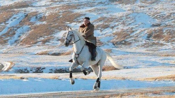 رئيس كوريا الشمالية يشتري خيولا بنصف مليار دولار