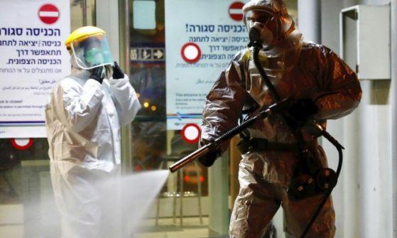 الصحة الإسرائيلية: 5 وفيات و2170 إصابة بفيروس كورونا ودول خليجية ستنعش اسرائيل باجهزة التنفس