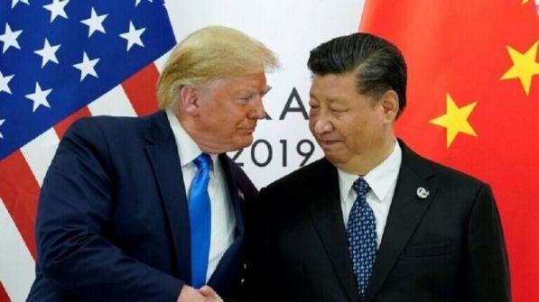 الرئيس الصيني يبلغ ترامب باستعداد بلاده لمساعدة أمريكا في مواجهة كورونا