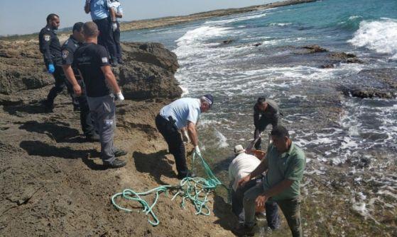 العثور على جثة الفنان أيمن صفيّة من كفر ياسيف بالجليل على شاطئ البحر قرب عتليت