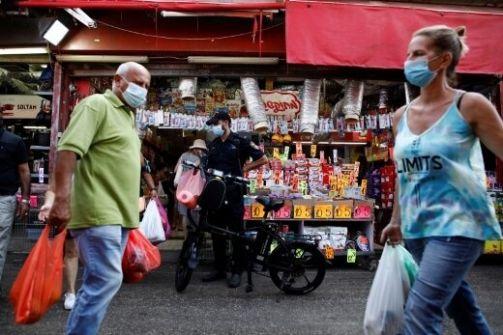 كابينت كورونا يصادق على فتح المحال التجارية في اسرائيل