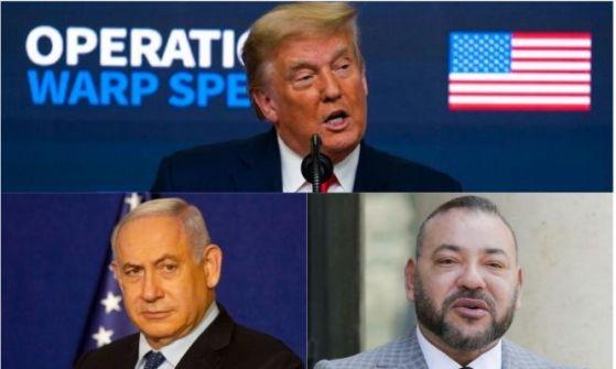 'علاقات دبلوماسية كاملة بين إسرائيل والمغرب'