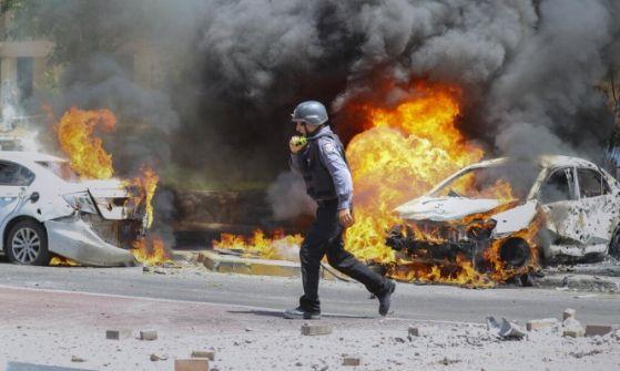 معركة القدس نتائج سياسية وإرادة عسكرية...د. سامي محمد الأخرس