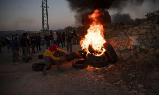 نابلس: شهيد برصاص المستوطنين.. اندلاع مواجهات وإصابة آخرين