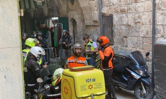 استشهاد طبيب مقدسي برصاص الاحتلال بزعم محاولته تنفيذ عملية طعن