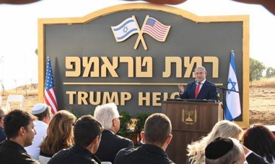 خطة اسرائيلية لمضاعفة الاستيطان بالجولان.. تسويق 99 وحدة سكنية بـ