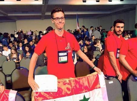 بعد حصوله على المركز '528'.. حافظ بشار الأسد 'لا يفقه شيئا' بالرياضيات وكان الأسوأ في الفريق السوري