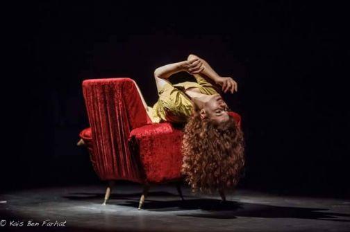 العرض الكوريغرافي 'توحشّت' لــ ثريا بوغانمي في مسرح الحمرا بجينيف : (من واقع المرأة التونسية الى كونيّة الهمّ الانسانيّ)