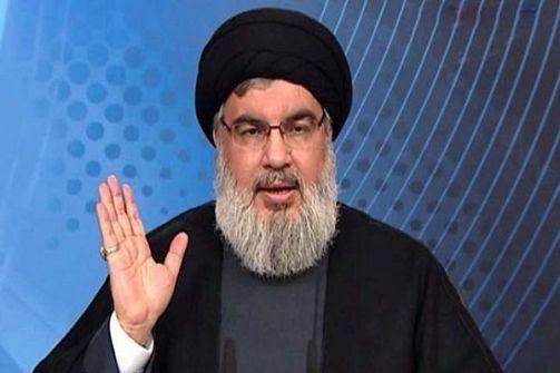 نصر الله: لا نعرف إلى أين تريد 'إسرائيل' ان تأخذ المنطقة