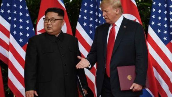 ترامب يرسل هدية 'غريبة' لزعيم كوريا الشمالية