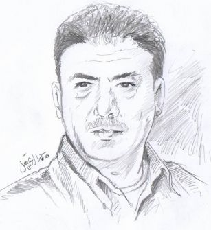 في الخان الاحمر....محمد ابو أعمر