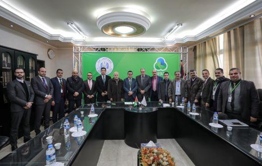 جوال و جامعة الأزهر يوقعان اتفاقية تجهيز مختبر المعدات الطبية و رعاية المؤتمرات العلمية