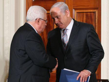 نتنياهو يرفض الاجتماع مع عباس في مؤتمر باريس للسلام