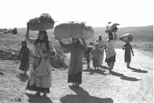 مولد مشكلة اللاجئين الفلسطينيين ...مراجعة رضوان عبد الله