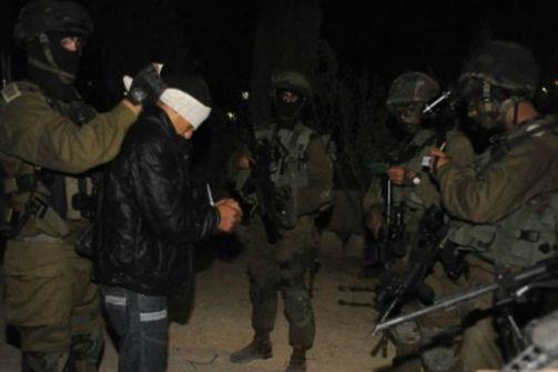 حملة اعتقالات طالت قيادات حماس بالضفة
