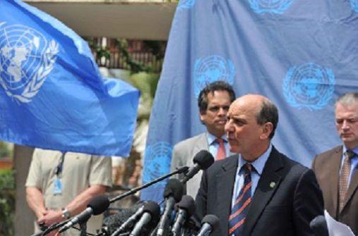 راولي : حل مشاكل قطاع غزة يبدأ برفع الحصار وعلى مصر فتح معبر رفح