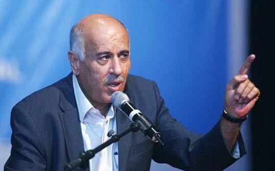 الرجوب: فلسطين ترغب في استبعاد إسرائيل من الفيفا