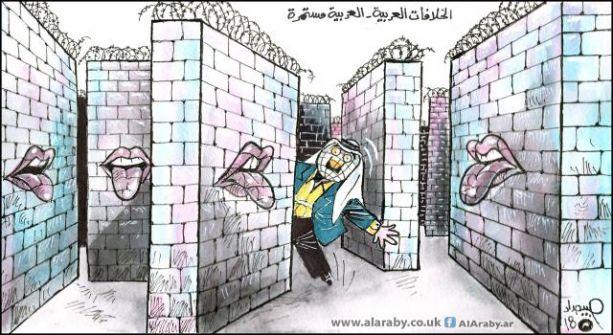 تآمر العرب على بعضهم أخطر من تآمر الأباعد عليهم ...إبراهيم أبراش
