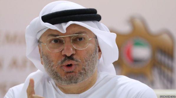 وزير اماراتي يدعو إلى 'تسريع وتيرة' التطبيع مع إسرائيل