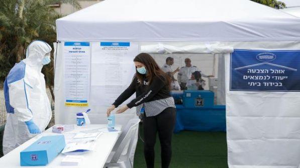 انطلاق الانتخابات الإسرائيلية تحت وطأة كورونا