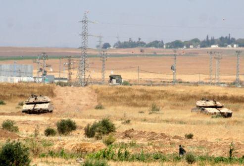الوفد الامني المصري نقل رسالة من حماس الى اسرائيل