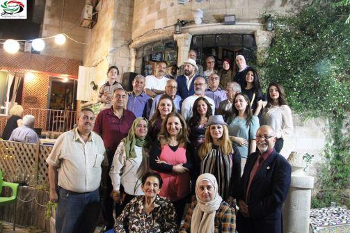ذاكرة المدن في التشكيل العربي....همسات وعدسة: زياد جيوسي