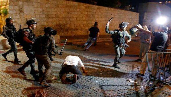 امريكا تقر بالقيود المفروضة على الفلسطينيين بالقدس
