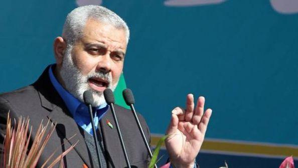 هنية: إسرائيل هي من طلبت التهدئة بالعدوان الأخير