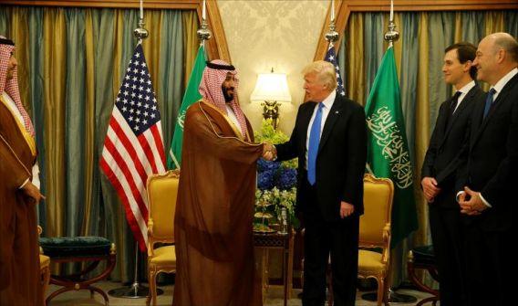 """هذه تفاصيل """"الشرق الأوسط"""" الجديد: الجارديان: ابن سلمان يهدي فلسطين إلى جاريد كوشنر"""
