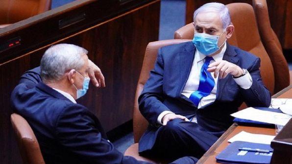 صحيفة: أزمة بالائتلاف الحكومي الاسرائيلي