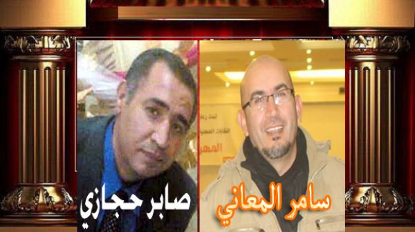 صابر حجازى يحاور الكاتب الاردني سامر المعاني